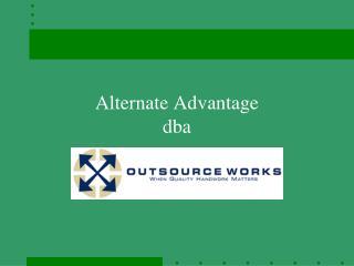Alternate Advantage dba