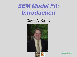 SEM Model Fit: Introduction