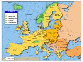Europa Expertmeeting – de Agenda