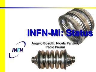 INFN-MI: Status