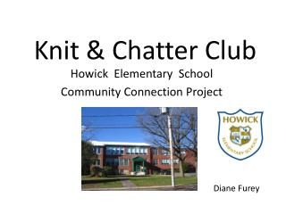 Knit & Chatter Club
