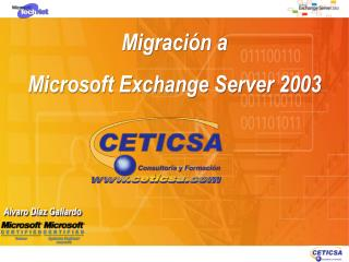 Migración a Microsoft Exchange Server 2003