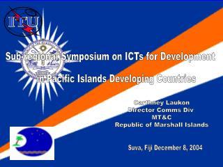 Suva, Fiji December 8, 2004