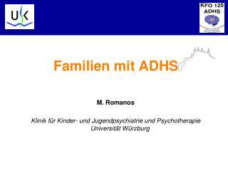 Familien mit ADHS