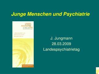 Junge Menschen und Psychiatrie