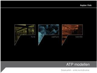 ATP modellen
