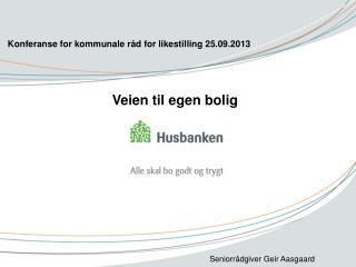 Seniorrådgiver Geir Aasgaard