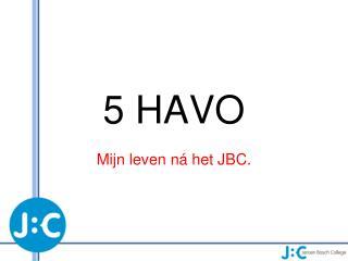 5 HAVO