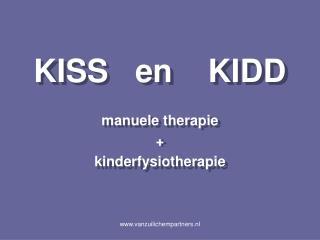 KISS   en    KIDD