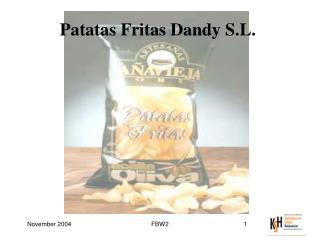 Patatas Fritas Dandy S.L.