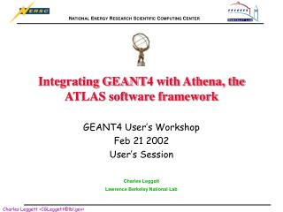 Integrating GEANT4 with Athena, the ATLAS software framework