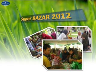 Super BAZAR 2012