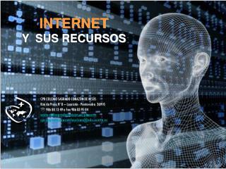 INTERNET  Y  SUS RECURSOS