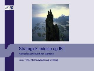Strategisk ledelse og IKT