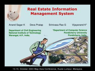 Real Estate Information Management System