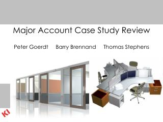 Major Account Case Study Review