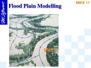 Flood Plain Modelling