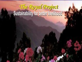 The Royal Project