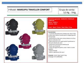 Prezentare generala :  MARSUPIU TRAVELLER COMFORT Marca : LORELLI Colectia : 2013