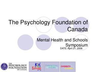 The Psychology Foundation of Canada