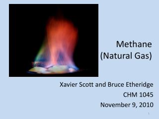 Methane                            (Natural Gas)