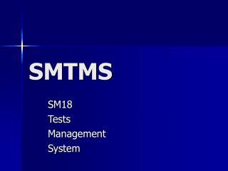 SMTMS