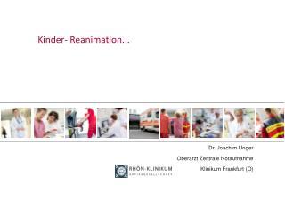 Kinder- Reanimation...