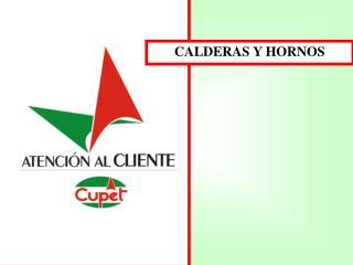 CALDERAS Y HORNOS