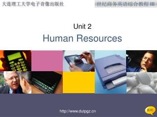 Unit 2 Human Resources