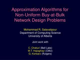 Approximation Algorithms for Non-Uniform Buy-at-Bulk Network Design Problems