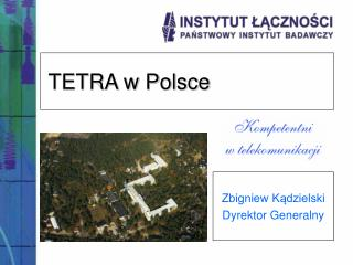 TETRA w Polsce