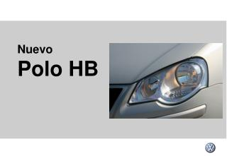 Nuevo Polo HB