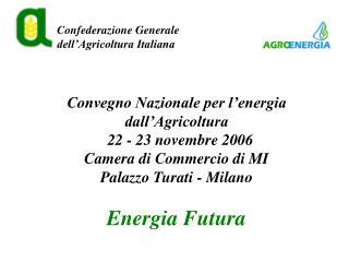 Confederazione Generale dell'Agricoltura Italiana