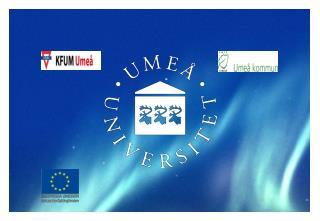 Projekt finansierat av Europeiska flyktingfonden; pågår under perioden 1/1 2012 till 30/6 2014