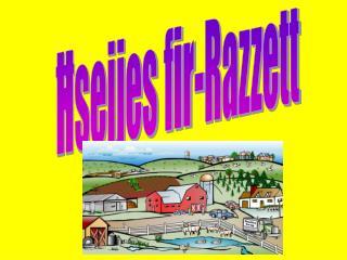 Ħsejjes fir-Razzett