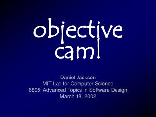 objective caml