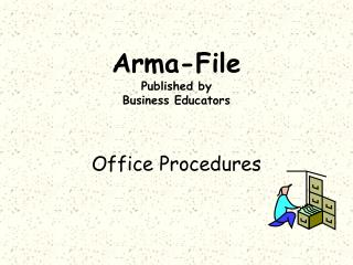 Arma-File Published by Business Educators