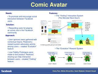 Comic Avatar