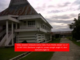 ASRAMA OVERVIEW