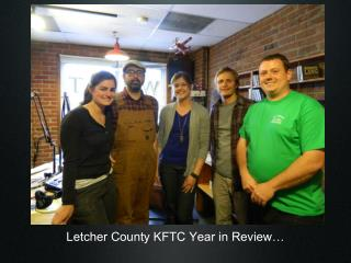 Letcher County KFTC Year in Review…