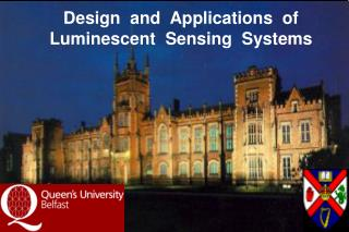Design  and  Applications  of   Luminescent  Sensing  Systems