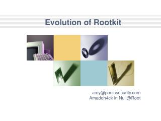 Evolution of Rootkit