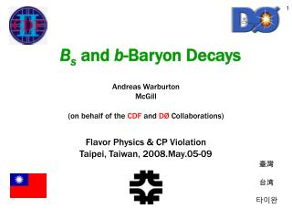 B s  and  b -Baryon Decays