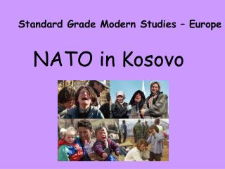 NATO in Kosovo