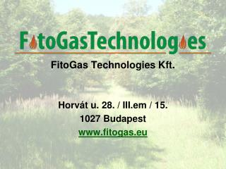 Fito G as Technologies Kft.