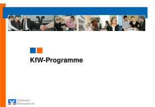 KfW-Programme