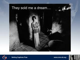 They sold me a dream…
