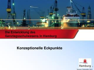 Die Entwicklung des Ganztagsschulwesens in Hamburg