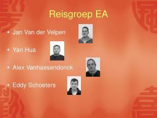Reisgroep EA