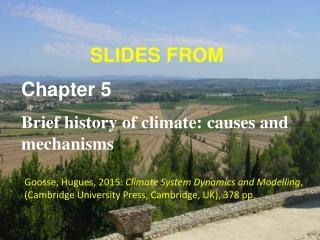 Dynamics I  Chapter 5